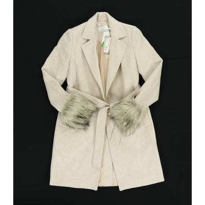 BGN Workshop bézs kabát