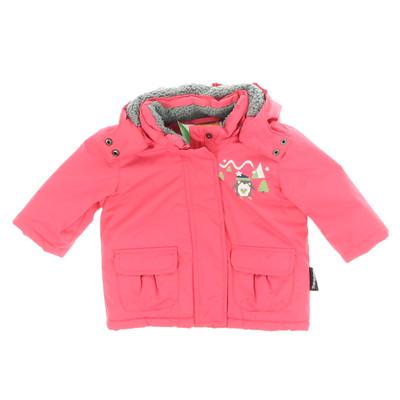 Impidimpi rózsaszín kabát