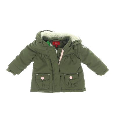 s.Oliver zöld kabát