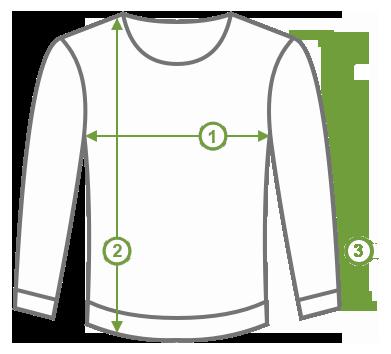 Felsőruha mérése